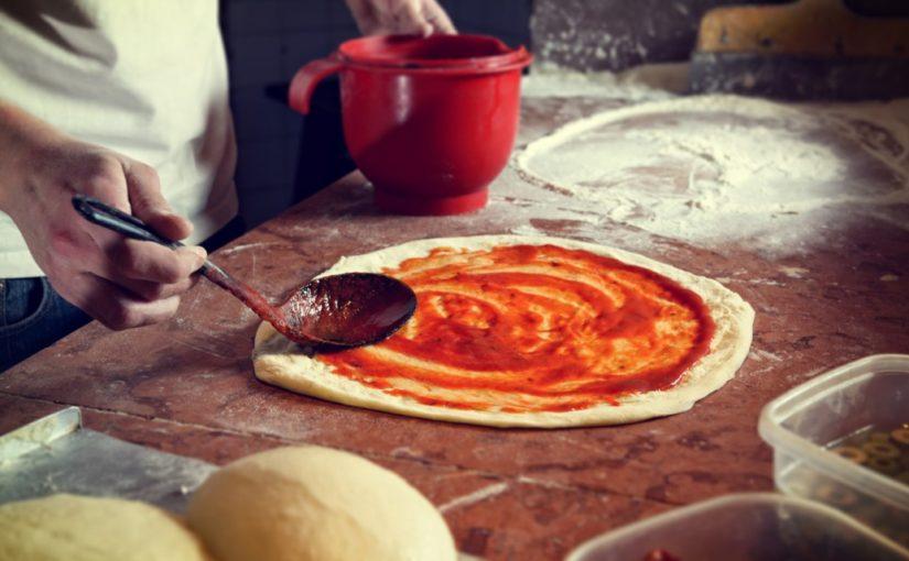 ciasto na pizze z kalafiora